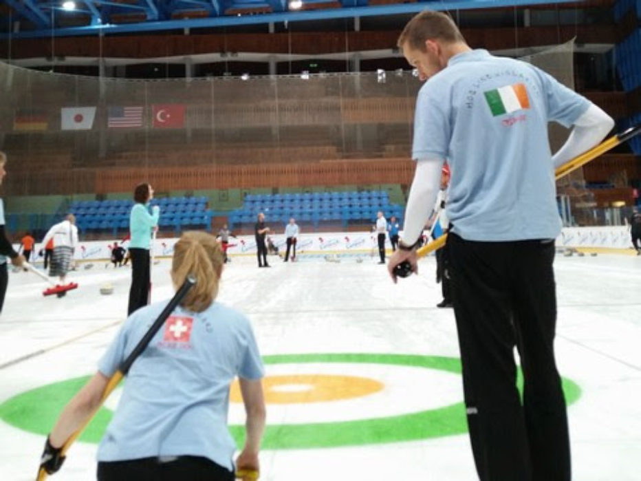 IL CURLING INTERNAZIONALE A CORTINA: 52° edizione dell'International Summer Curling Tournament dal 15 al 18 giugno