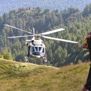 Soccorso Alpino e Speleologico Veneto: SOCCORSO ALPINISTA SOTTO LE TORRI DEL FALZAREGO