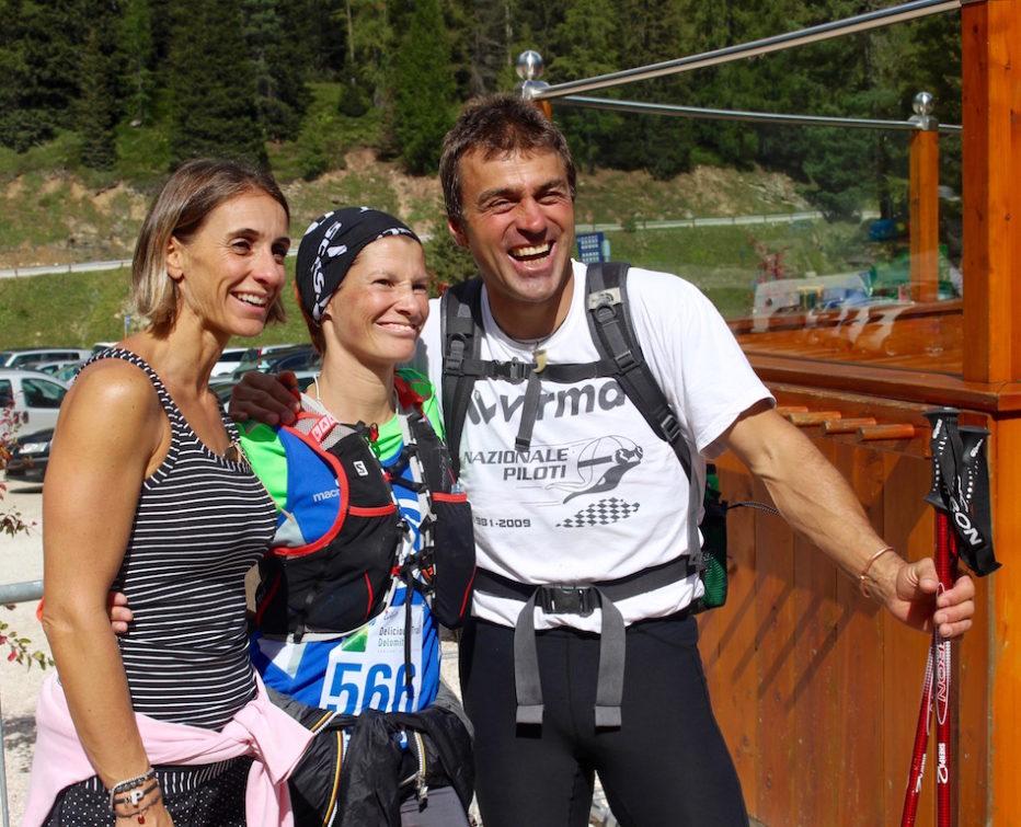 DELICIOUS TRAIL DOLOMITI: KRISTIAN GHEDINA  parteciperà al trail di 21 km il prossimo 23 settembre