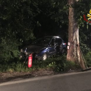 Incidente stradale Belluno