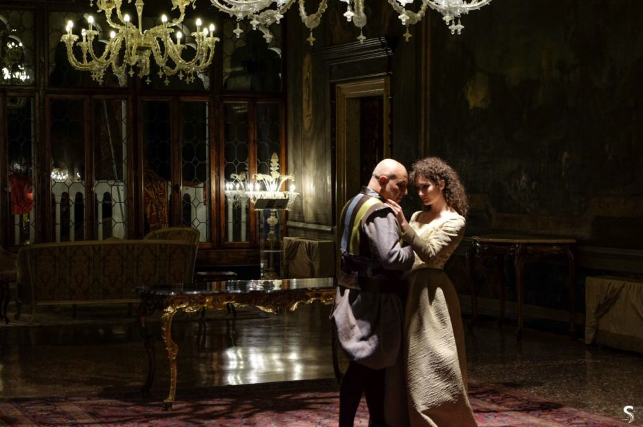 """Ascolta l'intervista con Giulia Bisinella, della compagnia teatrale """"Casa Shakespeare"""",in scena nell'Innovation hall del Tedx Cortina ."""