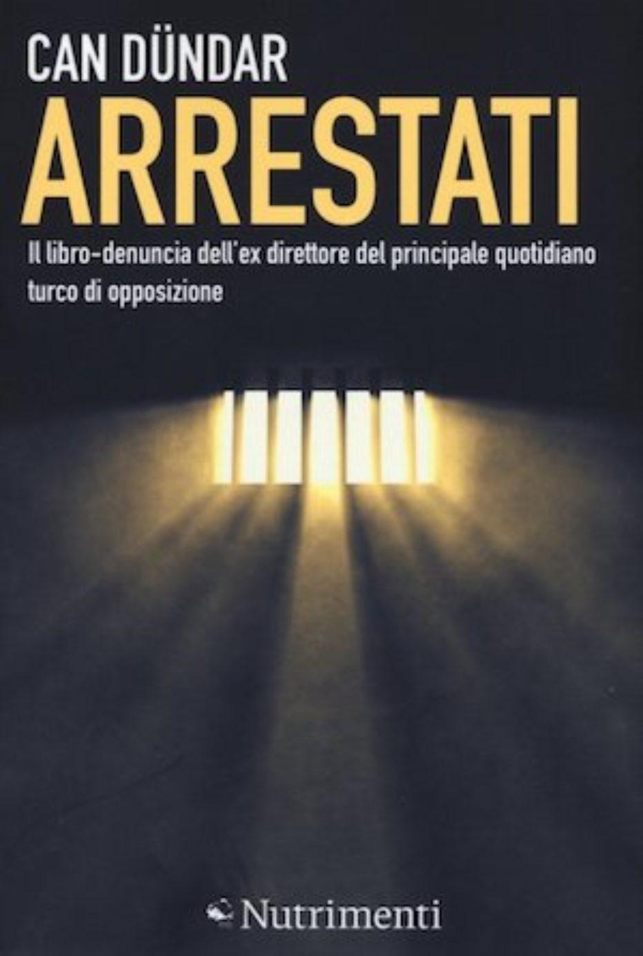 A Una Montagna di Libri  CAN DüNDAr presenta ARRESTATI  (NUTRIMENTI)  Miramonti Majestic Grand Hotel  Ore 18