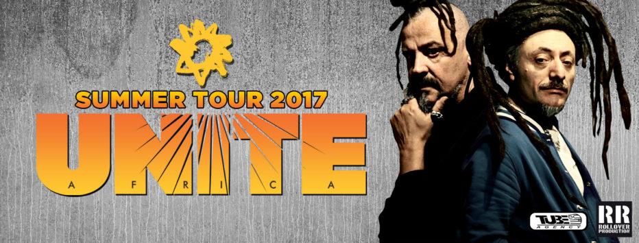 TORNANO GLI AFRICA UNITE DOMENICA 13 AGOSTO   PAMALI FESTIVAL ore 21.30:ASCOLTA L'INTERVISTA CON BUNNA