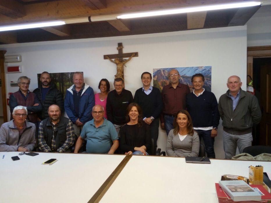 """Cortina d'Ampezzo:  """"Regole e Comune al lavoro insieme"""""""