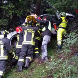 Vigili del Fuoco: intervento a Livinallongo del Col di Lana