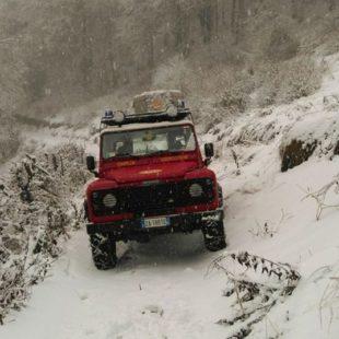 Scivola sul ghiaccio a Cortina