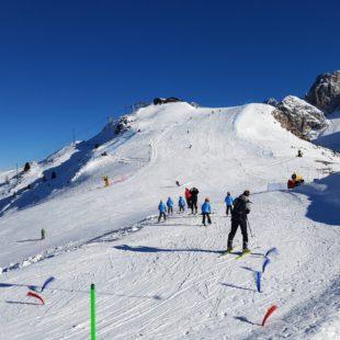 E' Cortina d'Ampezzo la località sciistica più instagrammata d'Italia.