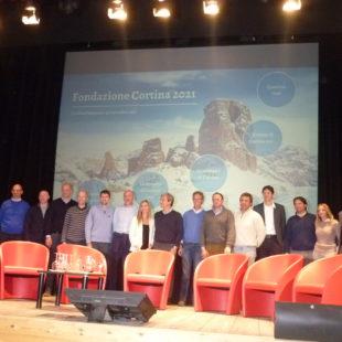 La Fondazione Cortina 2021 presenta la sua squadra di lavoro