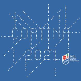 Il senso di Cortina per la neve – presentato il logo dei Mondiali di Sci Alpino