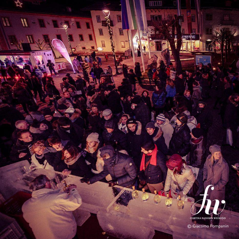 Cortina Fashion Week End 2017: dal 7 al 9 dicembre, il glamour delle Dolomiti incontra il green.