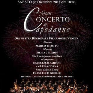 Sabato 30 dicembre 2017: E.MA.PRI.CE. S.p.A. costruzioni generali, è orgogliosa di invitarvi al Gran Concerto di Capodanno.