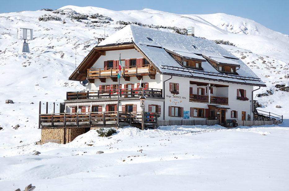 Malore in rifugio intervento del Soccorso Alpino