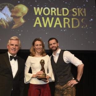 """IL CRISTALLO RESORT & SPA VINCE L'ITALY BEST SKI HOTEL 2017:L'unico cinque stelle Lusso delle Dolomiti """"monopolizza"""", con 4 vittorie in 5 anni,  l'ambito riconoscimento."""