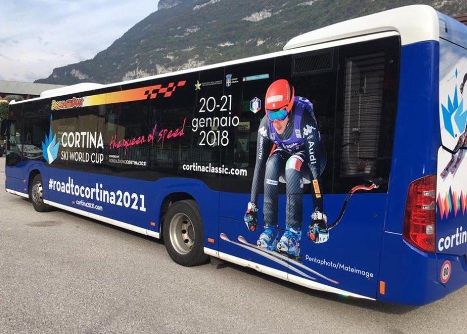Coppa del Mondo di Sci di Cortina: oltre 1000 bambini e ragazzi protagonisti