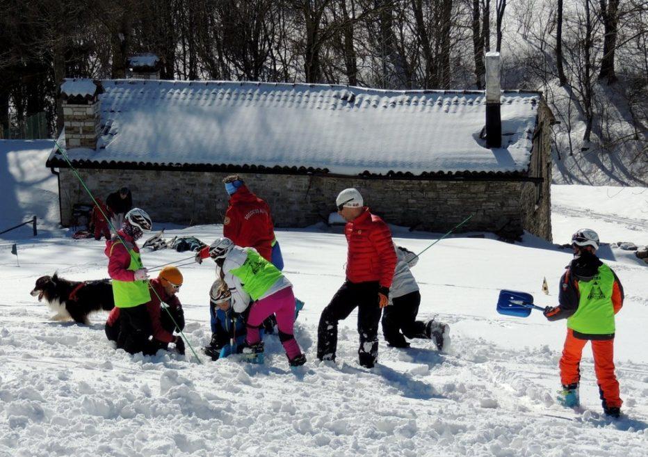 Appuntamenti Sicuri con la neve 2018: campagna permanente CNSAS per la prevenzione Domenica 21 gennaio 2018