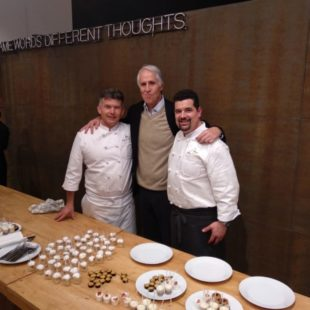 """""""Casa Italia"""" alle Olimpiadi Invernali di Pyeongchang: ascolta l'intervista con lo chef ampezzano Fabio Pompanin"""