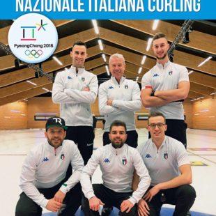 OLIMPIADI INVERNALI 2018,  NAZIONALE ITALIANA CURLING: ASCOLTA L'INTERVENTO DEL DIRETTORE TECNICO MARCO MARIANI