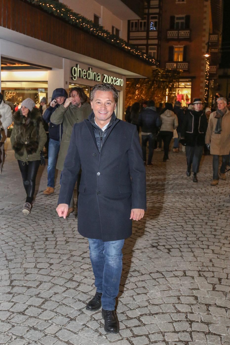 Olimpiadi 2026 parla il sindaco di Cortina d'Ampezzo Gianpietro Ghedina