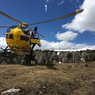 Interventi del Soccorso Alpino a Cortina ed Auronzo
