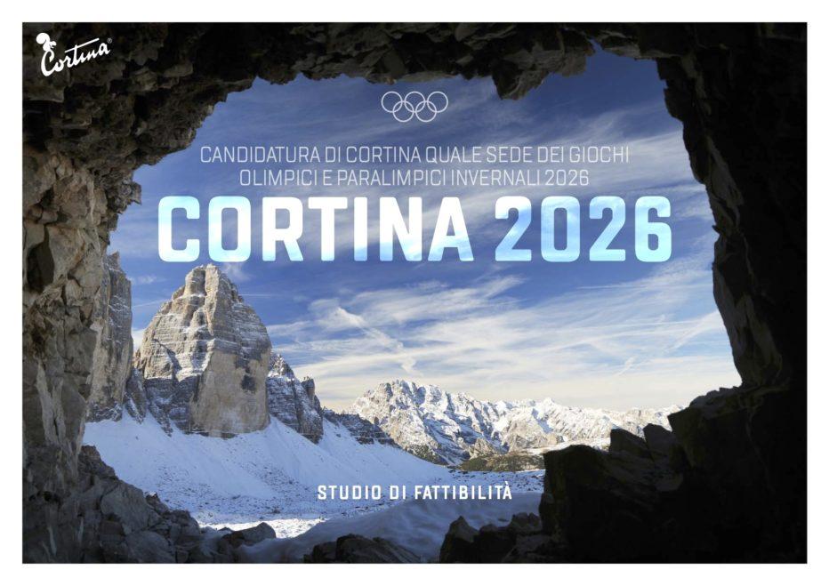 ZAIA A ROMA CONSEGNA DOSSIER CORTINA 2026 Al SOTTOSEGRETARIO GIORGETTI E AL PRESIDENTE CONI MALAGO'