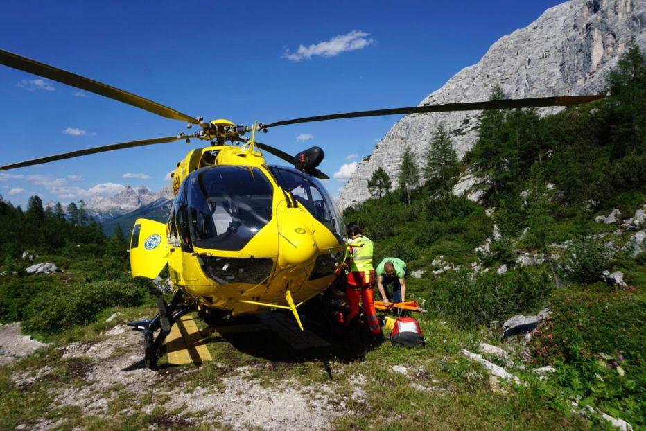 Molti gli interventi del Soccorso Alpino di oggi 28 luglio 2018