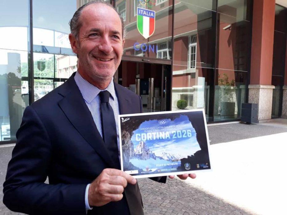 Auguri di Natale del Presidente della Regione Veneto Luca Zaia