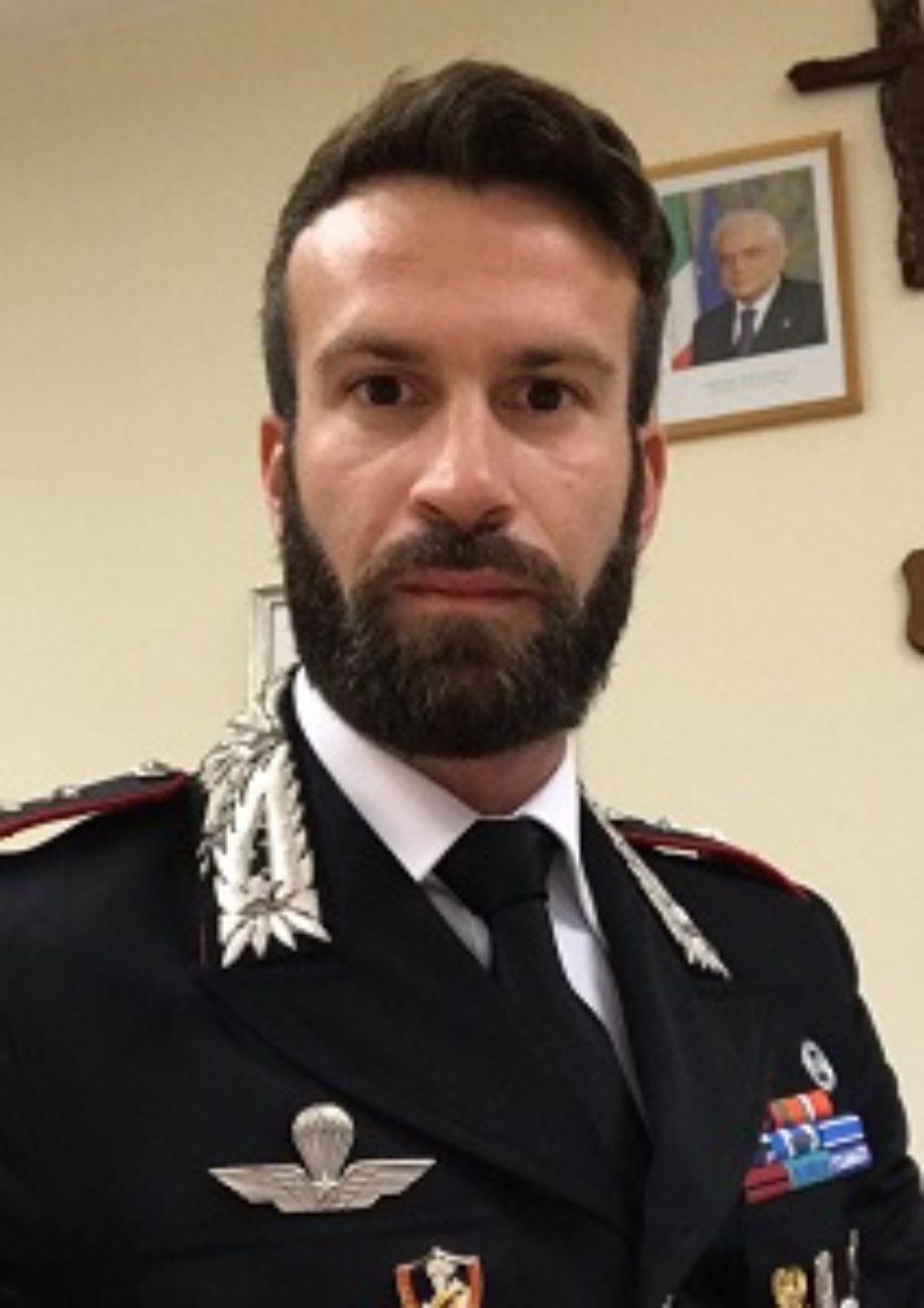 Avvicendamento al comando della Compagnia dei Carabinieri di Cortina. Il capitano Biasone subentra al maggiore Rocchi.