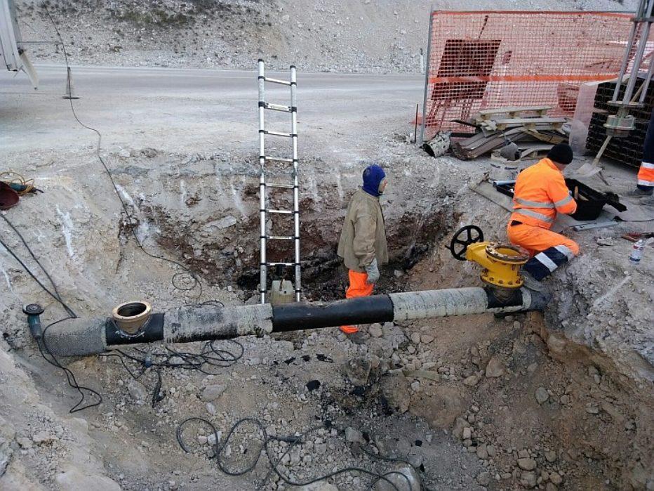 Emergenza gas acquabona: comunicato stampa Bim Belluno infrastrutture,aggiornamento delle ore 15.30