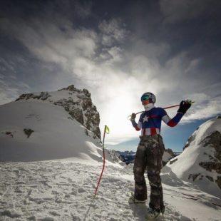 A Cortina d'Ampezzo tre gare di Coppa del Mondo di sci femminile.