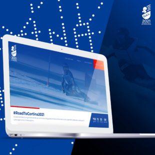 Cortina 2021 lancia il nuovo sito internet.