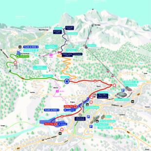 Coppa del Mondo di Sci Femminile: come arrivare e come muoversi a Cortina