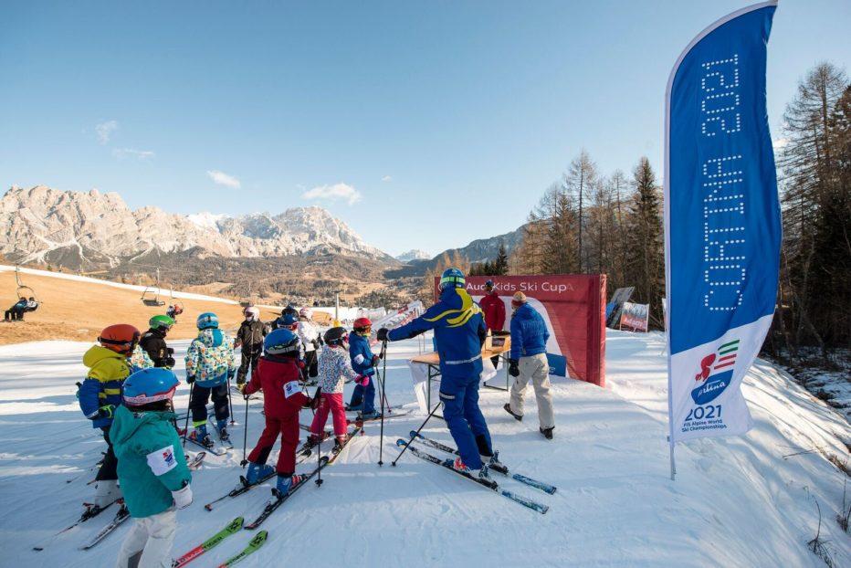 """Un successo la prima edizione  del """"Cortina 2021 Winter Day""""."""
