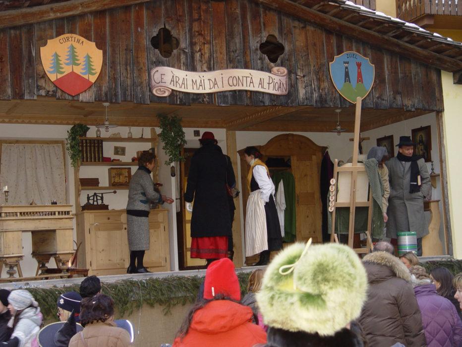 Carnevale a Cortina d'Ampezzo.