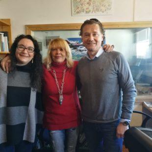 Intervista al Sindaco di Cortina d'Ampezzo a cura di Alessandra Segafreddo del mese di maggio 2019