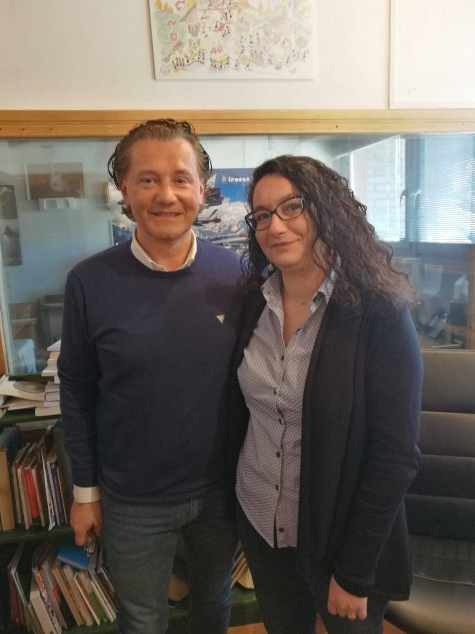 ASCOLTA L'INTERVISTA REALIZZATA DA ALESSANDRA SEGAFREDDO CON GIANPIETRO GHEDINA, SINDACO DI CORTINA D'AMPEZZO.