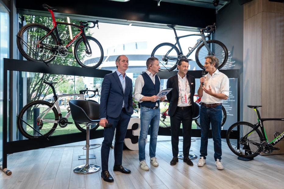I Mondiali 2021 sono stati raccontati al Giro d'Italia da Alessandro Benetton