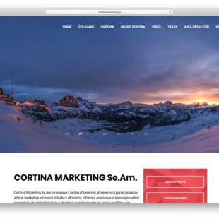 cortinamarketing.it: il portale ufficiale per stampa e operatori turistici.