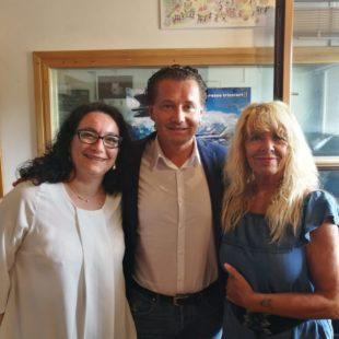 INTERVISTA AL SINDACO DI CORTINA D'AMPEZZO A CURA DI ALESSANDRA SEGAFREDDO DEL MESE DI GIUGNO 2019