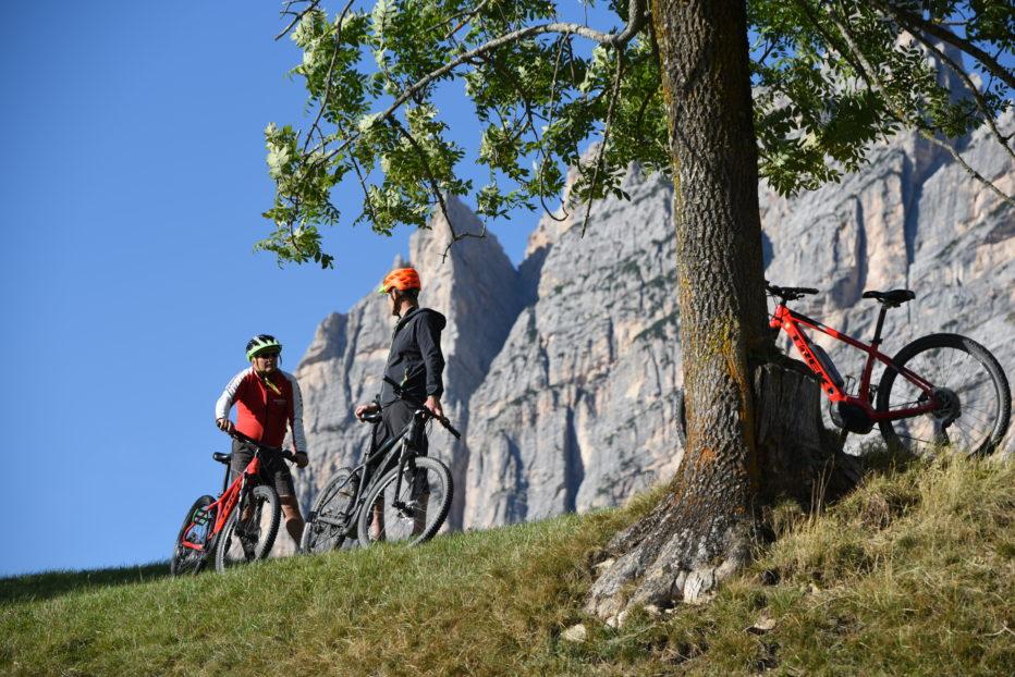 Cortina d'Ampezzo aderisce a BIKEBEE.