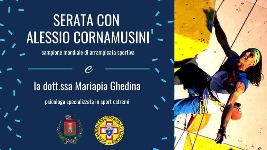 UNA VITA PER UNO SPORT, UNO SPORT PER CONTINUARE A VIVERE:ascolta l'intervista con il campione mondiale Alessio Cornamusini