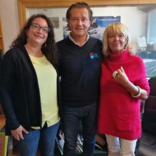 INTERVISTA AL SINDACO DI CORTINA D'AMPEZZO A CURA DI ALESSANDRA SEGAFREDDO DEL MESE DI OTTOBRE 2019