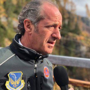INTERVISTA AL PRESIDENTE DELLA REGIONE DEL VENETO LUCA ZAIA DEL 3 DICEMBRE 2019