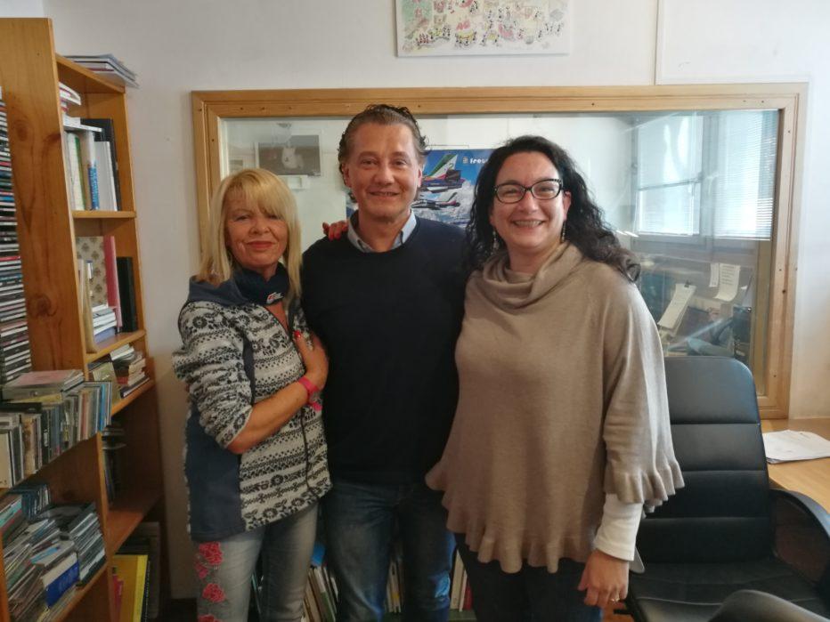 INTERVISTA AL SINDACO DI CORTINA D'AMPEZZO A CURA DI ALESSANDRA SEGAFREDDO DEL MESE DI NOVEMBRE 2019