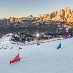 Sabato 14 la Coppa del Mondo di Snowboard in Faloria.