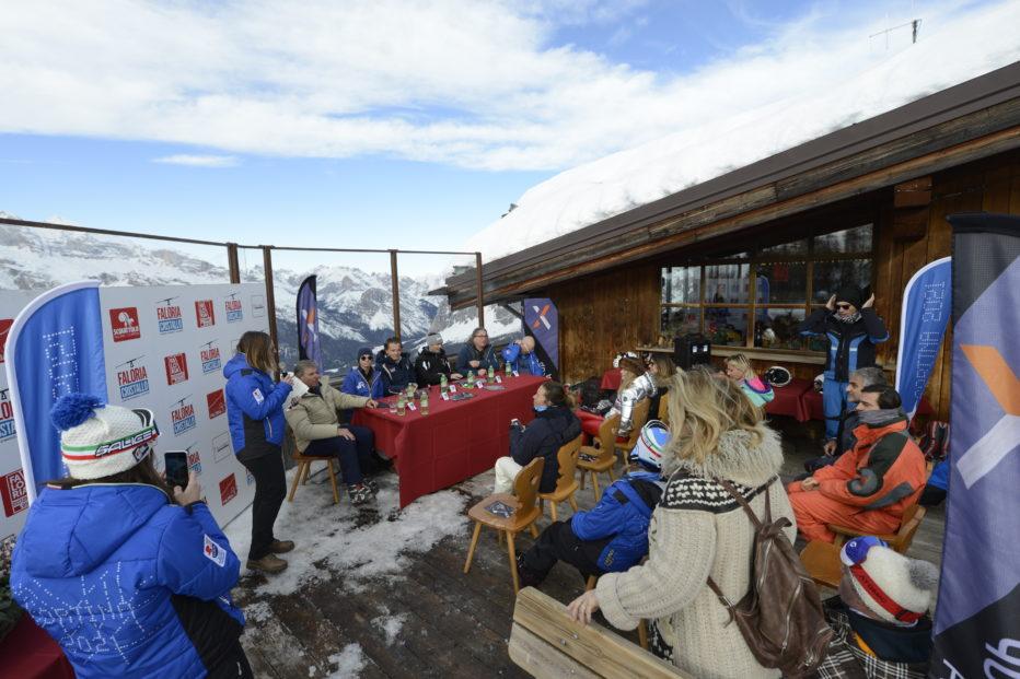 PRESENTATA LA QUINTA EDIZIONE DELLA COPPA DEL MONDO DI SNOWBOARD DI CORTINA.