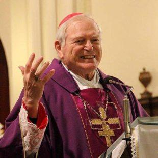 Arrivederci, vescovo Pietro!