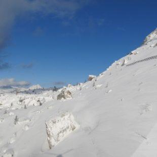 Novembre 2019: neve e pioggia record degli ultimi 25 anni.