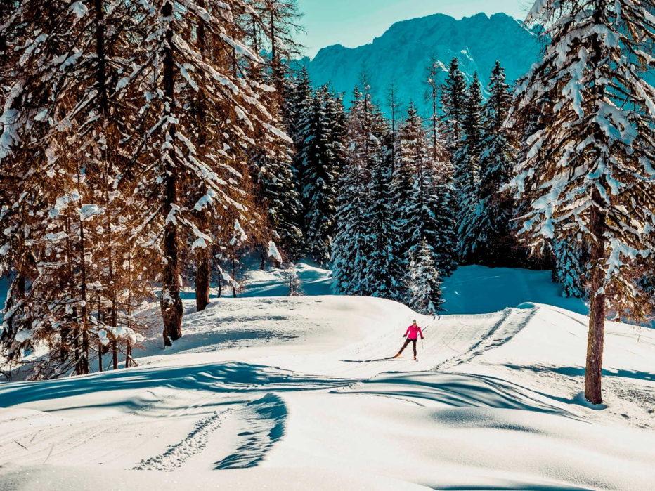 Innevamento Granfondo Dobbiaco Cortina