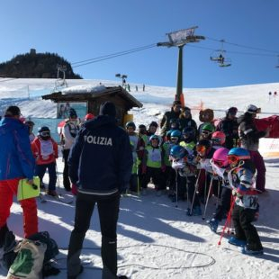 A Cortina successo per World Snow Day