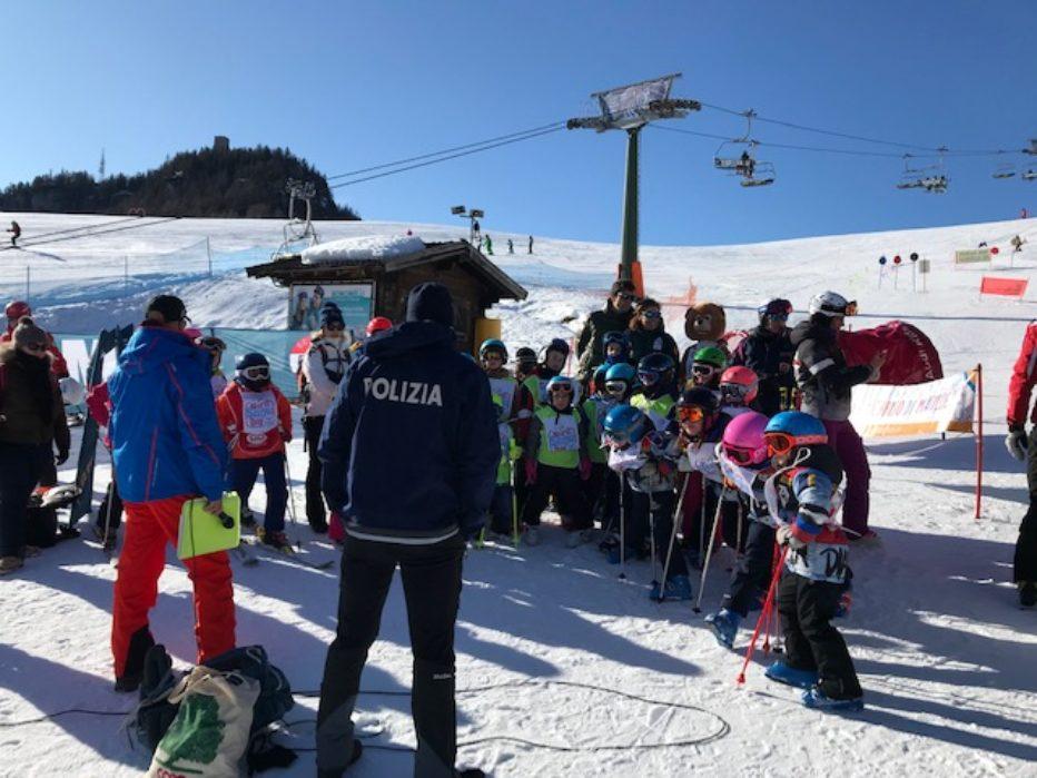A Cortina successo per World Snow Day